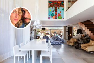Descubra como é a decoração da casa da Giovanna Ewbank e Bruno Gagliasso