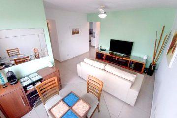 Conheça o apartamento na Vila Pompéia de 72m²