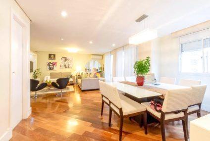 Conheça o apartamento de 149m² em Perdizes
