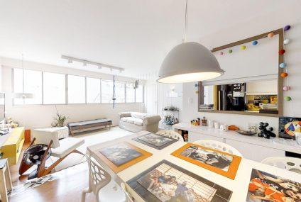 Conheça o apartamento em Perdizes de 109m² com 3 quartos