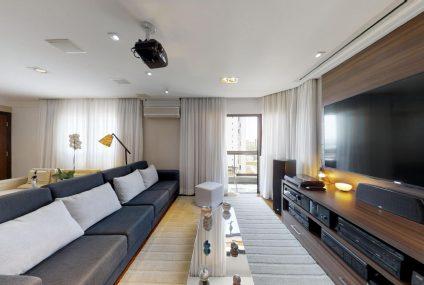 Conheça o belíssimo apartamento de 3 quartos no bairro Água Branca