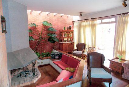 Casa incrível na Vila Madalena, 298m², 4 quartos