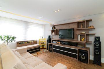 Conheça o apartamento na Barra Funda de 104m² e 2 quartos