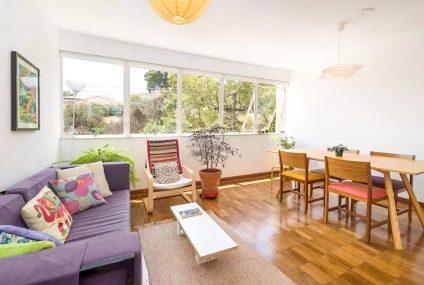 Conheça o apartamento de 2 quartos à venda no bairro Sumaré